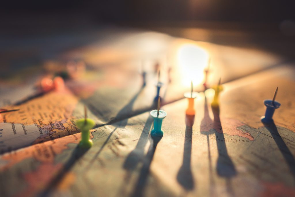 Diversify partnerships to limit risks